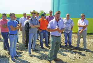 Генеральный директор ОАО «Аграрий-Ранова» рассказывает о емкостях для хранения жидких минеральных удобрений КАС-32