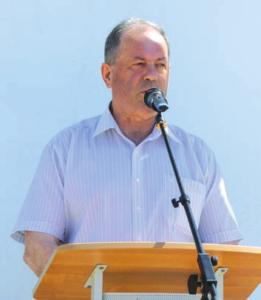 Генеральный директор ОАО «Рязаньагрохим» В.А. Бродский