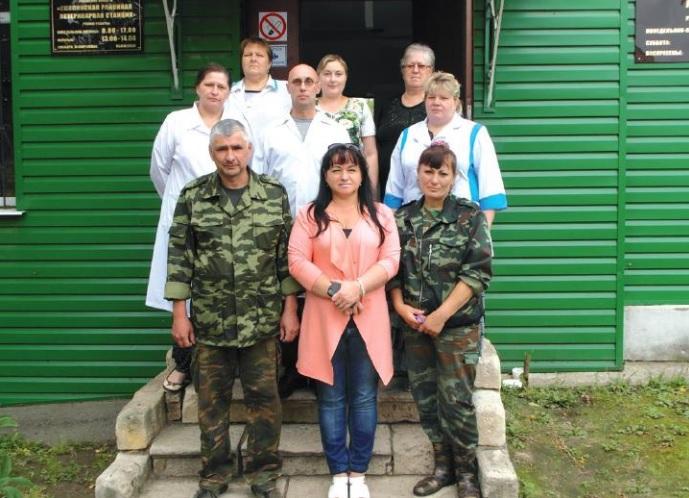 Скопинская ветеринарная станция