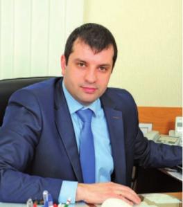 Директор ГБУ РО «Рязанская областная ветеринарная лаборатория» Расул Джалилов