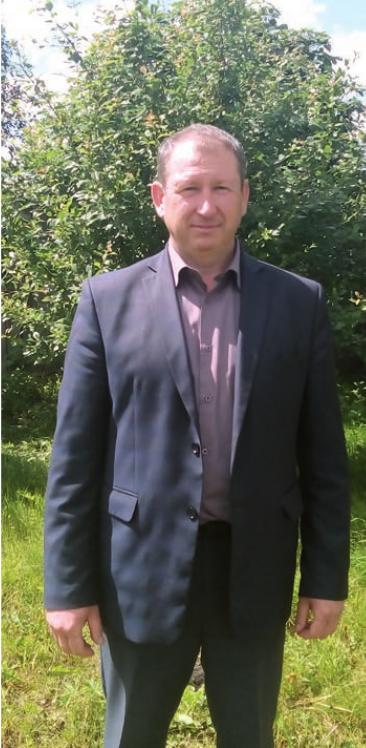 Глава Захаровского сельского поселения Виктор Александрович Косоруков