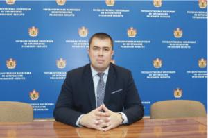 Главный государственный ветеринарный ин- спектор Рязанской области Михаил Александрович Балакирев