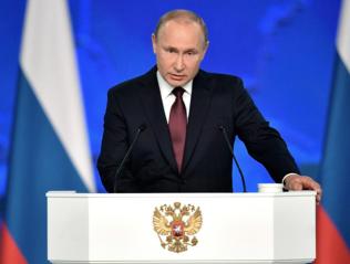 Владимир Путин поручил создать бренд российской «зеленой» продукции