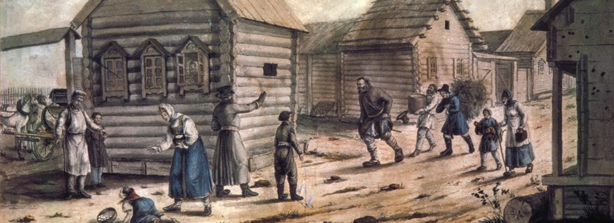Первая крестьянская ипотека: как в России XIX века кредитовали бывших крепостных