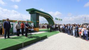 Губернатор Рязанской области Николай Любимов: «Первый в России Агробиотехнопарк позволит совершить прорыв в сельскохозяйственном производстве»