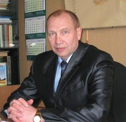 Руководитель станции Василий Андреевич Гвоздев