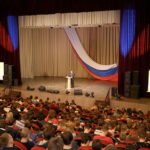 На ярмарке вакансий в РГАТУ студентов пригласили на работу в крупнейших предприятиях АПК