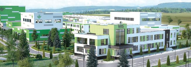 ГК «Шанс»: Новый завод по производству средств защиты растений открывается в Липецкой области