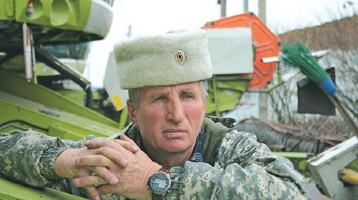 Атаман станицы Кораблинская войсковой старшина Владислав Александрович Брюшков