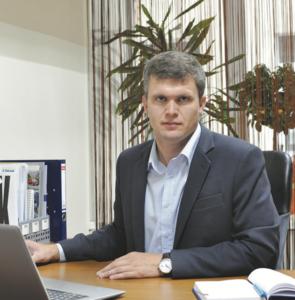 Директор ООО «МилкАгро» Игнат Александрович Русинов
