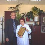 Кондитерская фабрика «Верность качеству» отмечена по итогам Петербургского международного экономического форума